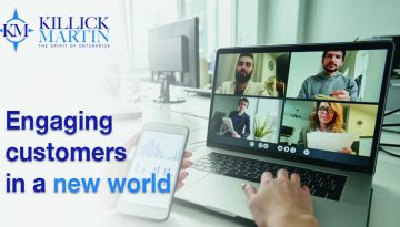 Engaging customers in a new world